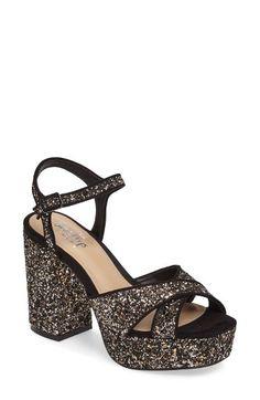 Annie Embellished Platform Sandal