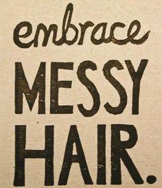 aka curly hair!