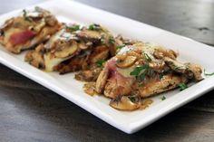 Carrabba's Italian Grill Copycat Recipes: Chicken Rosa Maria