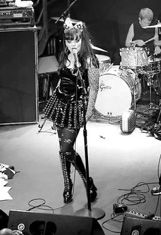 Nina Hagen ✝ 80's New Wave Queen ✝ Nina Hagen, New Wave Music, Music Love, Gothic Chic, Dark Gothic, Muse Music, Chrissie Hynde, Grace Slick, Janis Joplin