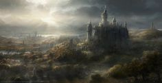I'm happy that can show my works which were done for the Total War: Warhammer game. Misty Bretonnia painting used to imagine this land of fantasy with medieval France inspiration. I was...