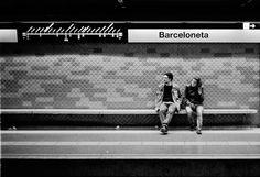 I have seen - Забытая плёнка из Барселоны. Метро — 2012/11
