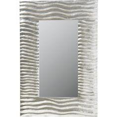 chrome Couleurs Avec Facette Miroir flurspiegel Cadre miroir Tabea environ 60x80 cm