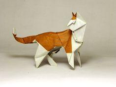 CAT by Origami Roman