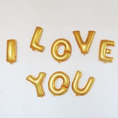 Letter Aluminium Foil Balloon