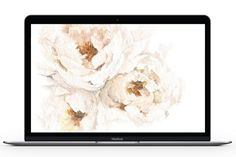 Free Laptop Wallpaper | lark & linen Laptop Wallpaper, Mobile Wallpaper, Dress Your Tech, Free Prints, Printable Invitations, Peonies, Harvest, Backdrops, Fine Art
