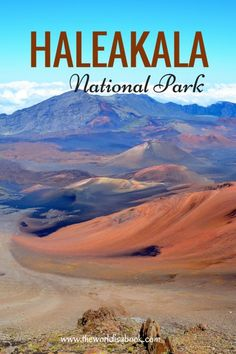 Guide and tips for visiting Haleakala National Park with kids | Hawaii with kids | Maui with kids