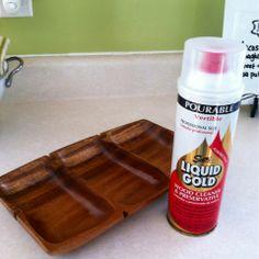 Great tip for worn wood - Scott's Liquid Gold