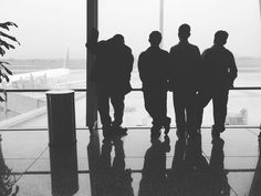 #airport #hanoi #vietnam #travelphotography #silouette by paoloski
