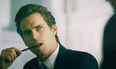 And that time he made you wish you were a pen. | 39 Times Neal Caffrey Was The Sexiest Man On TV