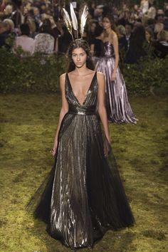 Défilé Dior Haute couture printemps-été 2017 Femme