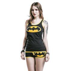 """Top donna """"Logo"""" di #Batman."""