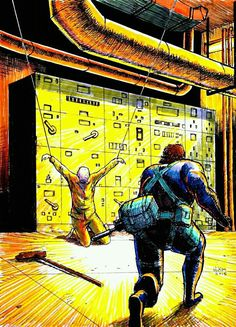 """Saving"" Paz MGSV: Ground Zeroes Metal Gear 3, Big Boss Metal Gear, Snake Metal Gear, Metal Gear Solid, Gear Art, Game Concept Art, Iconic Photos, Jack Frost, Cool Wallpaper"