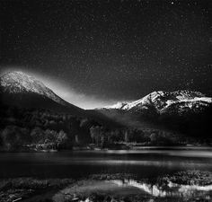 Dreamy Black And White Photography_8