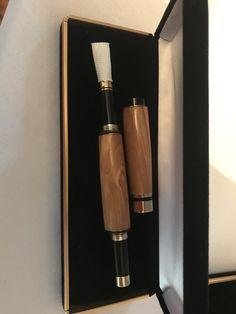 Pen Turning, Knife Block