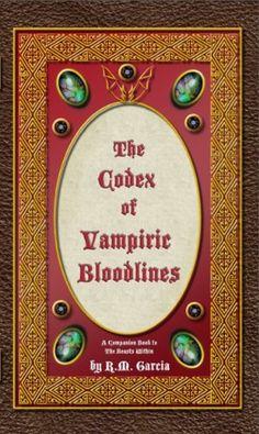 #free #ebook The Codex of Vampiric Bloodlines: Book Four of the Urban #Fantasy Paranormal Vampire Series, The Foundlings, http://www.amazon.com/dp/B00919R9FA/ref=cm_sw_r_pi_awdm_UpA3sb0NPW81P