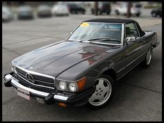 1986 Mercedes-Benz 560SL Convertible for sale by Mecum Auction