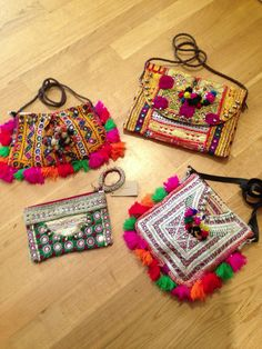 Muzungu Sisters unique handbags!