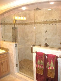 Find This Pin And More On Bathrooms By Slsmichel. Bathroom Designs Shower  ...