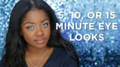 5, 10, or 15 Minute Eye Looks