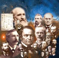Pioneers Montage.  And again, where is Ellen G. White?