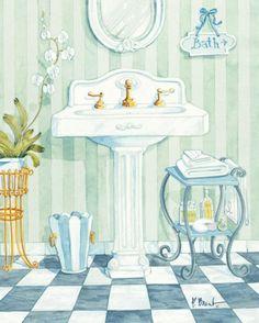 Pedistal Sink (Paul Brent)