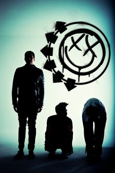 Blink-182. The band I have wanted to see the live the longest. No shame.