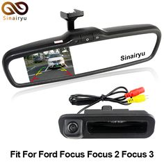 Consumer Electronics Humble Universal Car Rear View 170° Angle Night Vision Reverse Backup Parking Camera Fine Craftsmanship
