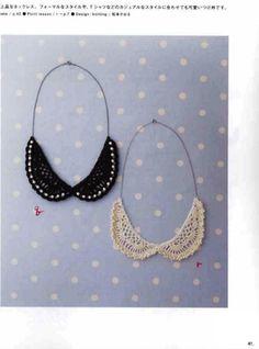 ISSUU - Crochet french girly by vlinderieke