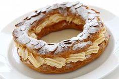 Gluten Free Cream Puff Recipe: Rings with Caramel Whipped Cream