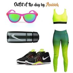 """Rubrique """"outfit of the day"""" by @asabish 