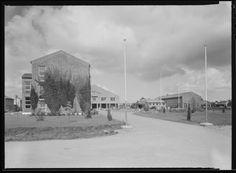 Lillestrøm interkommunale høgre almenskole 1960-tallet