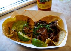 10 great places to eat in New York City: Tacos at La Esquina