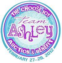 Help us help Ashley....