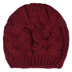 PZLE Womens Fleece Beanie Hats Thick Skull Cap Winter Hat and Scarf Sets  For Men Red    Click image for more details.(It is Amazon affiliate link)    ... 764f645f8cb6