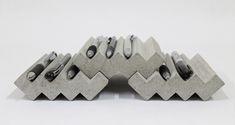 Cement Art, Concrete Cement, Concrete Furniture, Concrete Crafts, Concrete Projects, Concrete Design, Concrete Blocks, Stone Slab, Diy Home Crafts