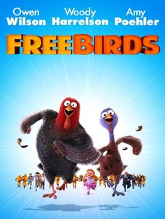 Free Birds -- Click image for more details.Note:It is affiliate link to Amazon.