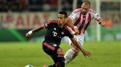 Prediksi Skor Bayern Munchen vs Olympiakos Piraeus 25 November 2015 Malam Ini