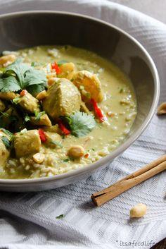 Recept voor zelfgemaakte Thaise massaman curry | It's a Food Life