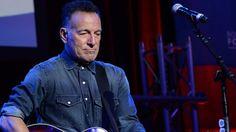 'Anti-democratic and un-American': Bruce Springsteen slams 'Muslim ban'