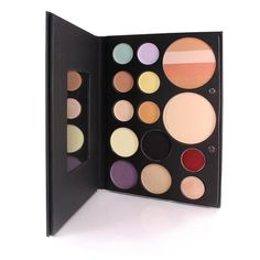Back To Search Resultsbeauty & Health Beauty Essentials Constructive 78 Color Eyeshadow Palette With Blusher Contour Powder Lipgloss Fashion Eye Shadow Pallete Makeup Set 2 Model Make Up Kit Last Style