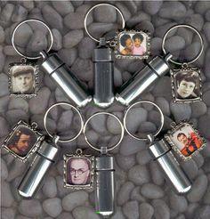 02K,Memorial Urn,Keepsake Urn,Cremation Urn,Key Chain Urn,Cremation Cylinder…