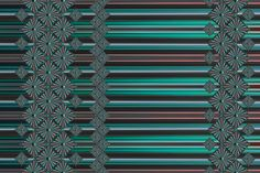 "2016_02_03_Water_K1A_52-56_turc-pink fabric by stradling_designs on Spoonflower - custom fabric. The diamonds are made from a photo of a waterfall.  Dome in Turquoise and Pink hues. This is a border print and will look fabulous on a shinny fabric. Each panel is 56"" x 12"". Let me know if you want a different hue or size.  I will be glad to help with that.  Just let me know.  Tags: diamonds,waterfall, water, border print,barrel,pipes,conversational"