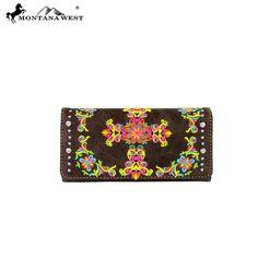 Montana West Spiritual Collection Wallet