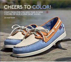 Tricolor leather boat shoes | Best Childrenshoes of Pinterest ...