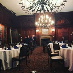 Speaking at the union league today to the Rotary Club.