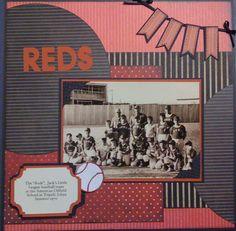 Reds - Scrapbook.com