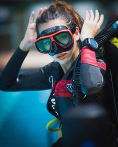 Diving Suit, Scuba Diving Gear, Swimming Diving, Scuba Diving Certification, Scuba Wetsuit, Deep Diving, Scuba Girl, Womens Wetsuit, Rain Wear