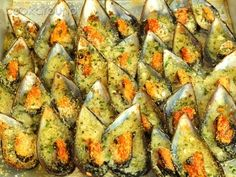Cozze gratinate: Ricetta Tipica Campania