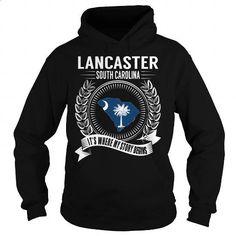 Lancaster, South Carolina - Its Where My Story Begins - #funny t shirts #printed shirts. BUY NOW => https://www.sunfrog.com/States/Lancaster-South-Carolina--Its-Where-My-Story-Begins-Black-Hoodie.html?id=60505